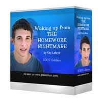 An online booklet that will teach you how to change your homework time so it will be what it is designed to be Hate School, Middle School, Back To School, Making Sentences, All In The Family, Math Help, Spelling Words, Word Problems, Studying