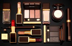 Tom Ford Fall Winter 2013 Makeup Collection