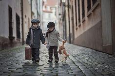 Brothers forever by Tatyana Tomsickova on 500px #fotografia #photography #fineart