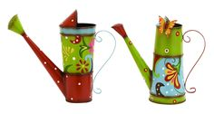 2 Piece Watering Can Set