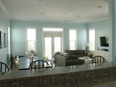 Florida Gulf coast beach vacation rental house. On 30A in Seacrest Beach between Destin and Panama City Beach.  5BR/4BA. Panoramic Gulf views! Close to Seaside and Rosemary Beach! #sowal #30a