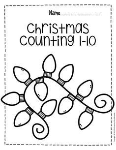 Xmas decor - building a fairytale for Holiday Christmas Math, Preschool Christmas, Xmas, Preschool Winter, Christmas Crafts, Sensory Activities Toddlers, Kids Learning Activities, Christmas Activities For Preschoolers, Tracing Worksheets