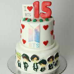 Bts Cake, Army, Sweets, Kpop, Desserts, Bts Birthdays, Food Cakes, Gi Joe, Tailgate Desserts