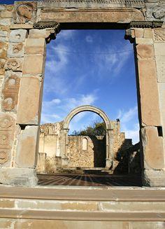 Ficarra, province of Messina, Sicily Convento dei 100 archi