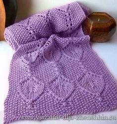 Pletené ihlice na pletené pletené šaty s vzormi