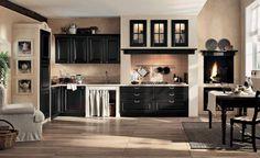 kitchen black - Sök på Google