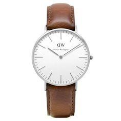 Daniel+Wellington+Classic+St+Mawes+Lady+Horloge