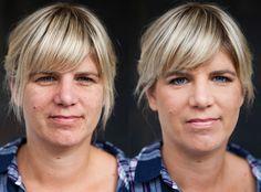 Braut Make-up - Hochzeitsfotograf | Braut Make-up Artist  | Before & After | Vorher und Nachher Makeup After, Braut Make-up, Beauty, Makeup, How To Make, Wedding Make Up, Woman, Nice Asses, Make Up