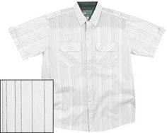 Nice Casual White Summer Shirt from Rivers...... Cheers... Big Al Connolly