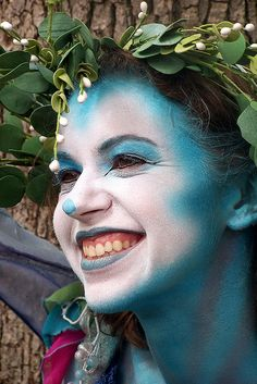 Fairy Makeup | Recent Photos The Commons Getty Collection Galleries World Map App ...