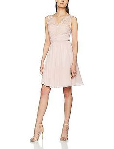 12, Pink (Peach), Dorothy Perkins Women's Showcase Josie Prom Dress NEW