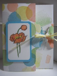 Anny card for daughter