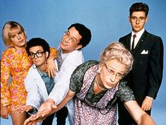 Kids in the Hall...I have got to be the only 16 year old that knows this show...