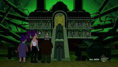 Futurama, The Mutants are Revolting