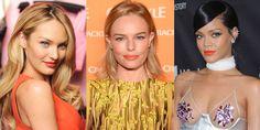 キャンディス・スワンポール(Candice Swanepoel),ケイト・ボスワース(Kate Bosworth),リアーナ(Rihanna)