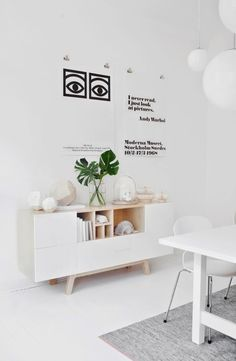 Interior Styling | White + Wood | The Design Chaser | Bloglovin'