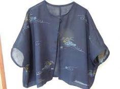 「リメイク 着物 作り方」の画像検索結果