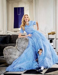 lauren santo domingo at home in paris in the new elle italia (that blue feathered giambattista valli - See more at: http://markdsikes.com/2014/12/31/new-years-ready/?utm_source=Register-+Mark+D.+Sikes%3A+Chic+People%2C+Glamorous+Places%2C+Stylish+Things&utm_campaign=9ed07fb5b1-RSS_EMAIL_CAMPAIGN&utm_medium=email&utm_term=0_b690e1f3e6-9ed07fb5b1-304589813#sthash.lHbtxFuu.dpuf