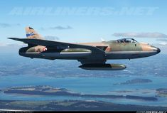Hawker Hunter FR74S