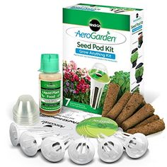 Miracle Gro Aerogarden Deluxe Grow Anything Kit 3 Season Aerogrow Http