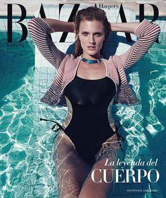 Pool Photography, Fashion Photography, Photography Photos, Vanity Fair, Harper's Bazaar, Pool Fashion, Women's Fashion, V Magazine, Magazine Covers