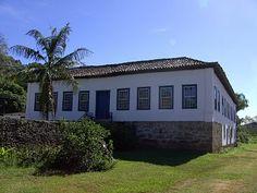 Fazenda Taquara, Barra do Pirai
