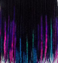 42DE Northern Lights Locs 2028 Total Length  by NVCL3ARBVTT3RFLY #corriedale…
