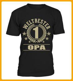 Weltbester Opa - Shirts für großeltern (*Partner-Link)