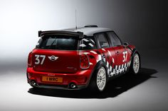 MINI Countryman WRC ;-)~❤~