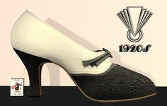 """Second Life Marketplace - *Boutique"""" - Shoes - Louise_black"""