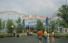 Super Screamer - Adventureland (Altoona, Iowa, USA)