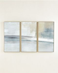 """""""The Revine"""" Triptych Giclee -- or this in your DINING ROOM above your buffet"""