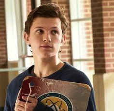 Peter Parker is played the best by Tom.<<<< he looks like an angel