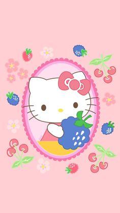 Hello Kitty Backgrounds, Hello Kitty Wallpaper, Emoji Wallpaper, Kawaii Wallpaper, Photo Wallpaper, Hello Kitty Pictures, Sanrio Characters, Sanrio Hello Kitty, Kawaii Cute