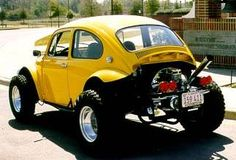 Throwback Thursday What Was The Oldest Car You Ever Owned Mine A 1960 Yellow Vw Baja Bug Like This One