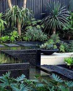 james wong + david cubero / amphibian designs  Pinned to Garden Design by Darin Bradbury