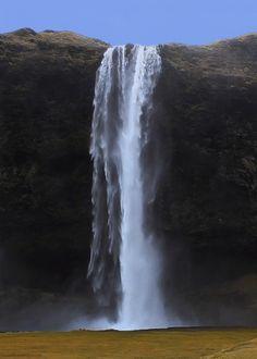 ismaelhassan: Beautiful waterfall