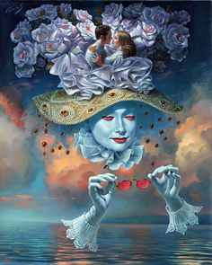 Love is Blind Michael Cheval