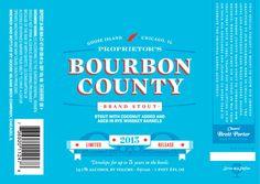 Goose Island - Bourbon County Proprietor's 2013