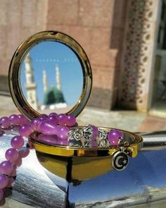 Islamic Images, Islamic Pictures, Allah Quotes, Arabic Quotes, Islamic Quotes, Al Masjid An Nabawi, Medina Mosque, Green Dome, All About Islam