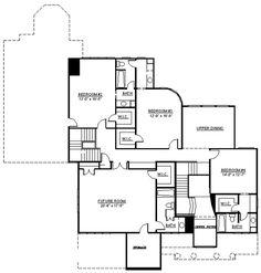 House Plan ID: chp-15487 - COOLhouseplans.com