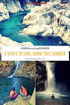 The Top 9 Best spots and places to keep cool this summer in Abra, Philippines. Abra has many natural places to cool down. Waterfalls, rivers that mother nature provides Travel And Tourism, Asia Travel, Beautiful Places To Visit, Cool Places To Visit, Amazing Destinations, Travel Destinations, International Travel Tips, Countries To Visit, Philippines Travel