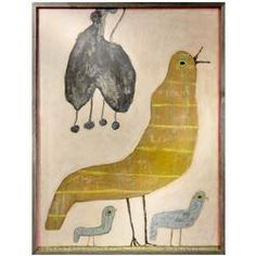 Buy Art Print - Mama Loves Her Baby Birds online with free shipping from thegardengates.com