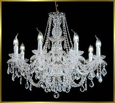 Traditional Chandeliers Gallery Model: TEMP 8L