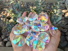 Angel Aura Diamonds. Find this item and more at www.fasanarock.com