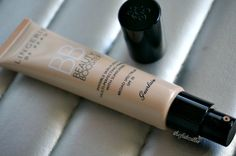 Guerlain Lingerie De Peau BB Beauty Booster :: Review, Swatch, Before/After Photos via @thefabzilla