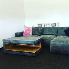 Couch, Design, Furniture, Home Decor, Textiles, Steel, Handarbeit, Timber Wood, Settee