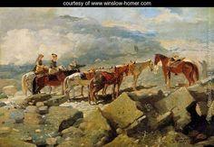 Mount Washington - Winslow Homer - www.winslow-homer.com