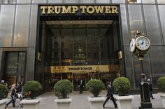 Trump Tower has hidden public spaces that aren't found on the building directory