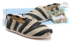 Toms Classic Mens Shoes Zebras Natural Burlap [Toms004] - $22.00 : Toms Shoes Outlet,Cheap Toms Shoes Outlet Save Up To 80% Off